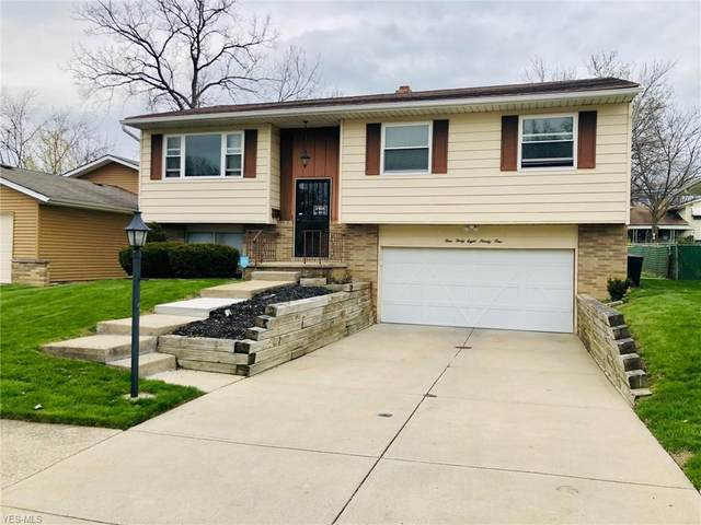 14891 Rochelle, Maple Heights, OH 44137 (MLS #4183399) :: RE/MAX Valley Real Estate