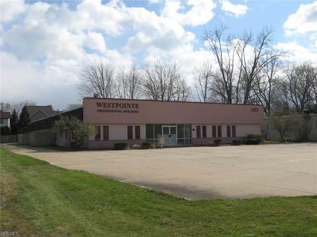 1433 W Bagley Road, Berea, OH 44017 (MLS #4183610) :: The Art of Real Estate