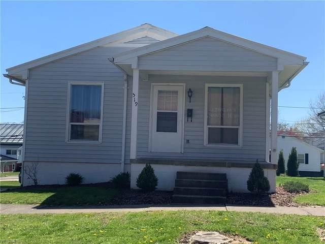 519 Fairground Street, Caldwell, OH 43724 (MLS #4183632) :: Tammy Grogan and Associates at Cutler Real Estate