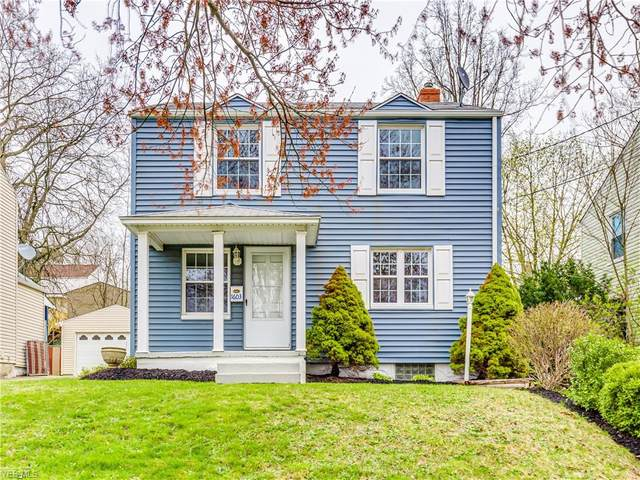 1603 Oakwood Avenue, Akron, OH 44301 (MLS #4184007) :: Tammy Grogan and Associates at Cutler Real Estate