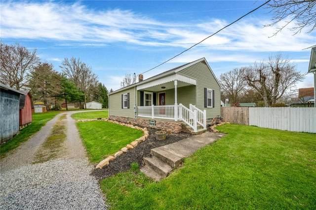 144 E Kentucky Avenue, Sebring, OH 44672 (MLS #4184049) :: RE/MAX Valley Real Estate