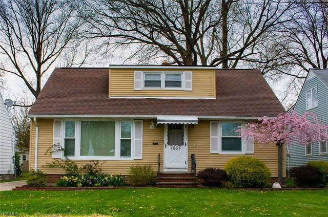 1667 Empire Road, Wickliffe, OH 44092 (MLS #4184054) :: RE/MAX Valley Real Estate