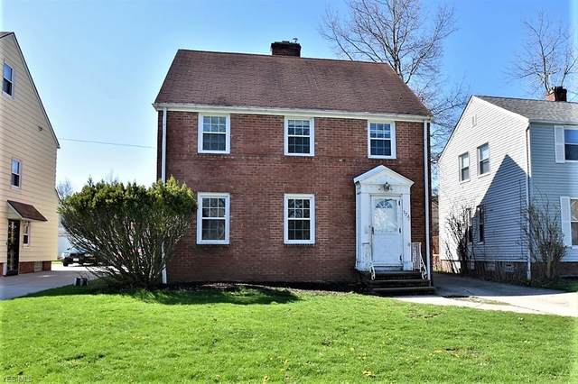 3732 Berkeley Road, Cleveland Heights, OH 44118 (MLS #4184148) :: RE/MAX Valley Real Estate