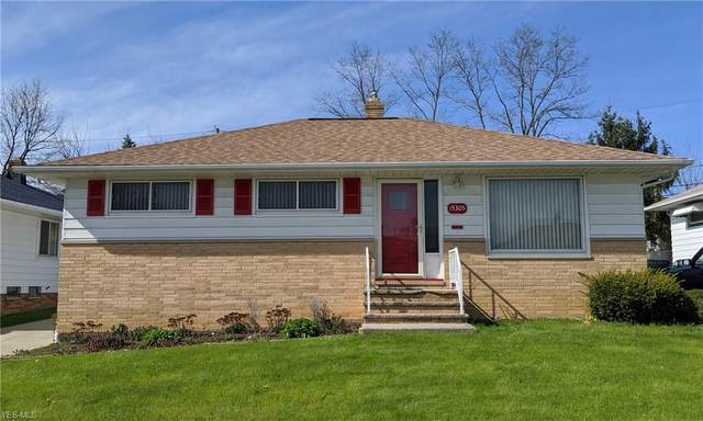 15305 Rowena Avenue, Maple Heights, OH 44137 (MLS #4184224) :: RE/MAX Valley Real Estate