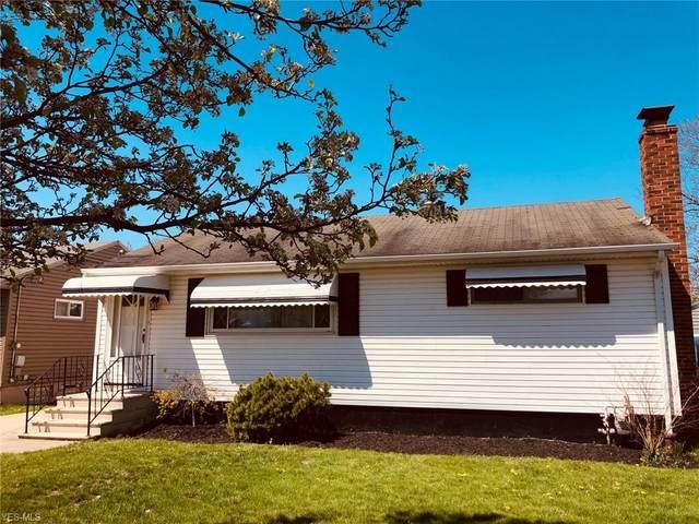 5754 Robert Drive, Brook Park, OH 44142 (MLS #4184314) :: Tammy Grogan and Associates at Cutler Real Estate