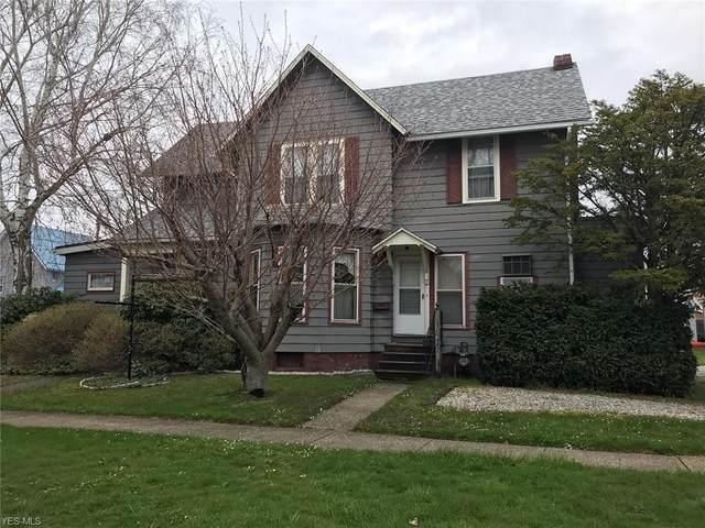 240 Sandusky Street, Conneaut, OH 44030 (MLS #4184353) :: Tammy Grogan and Associates at Cutler Real Estate