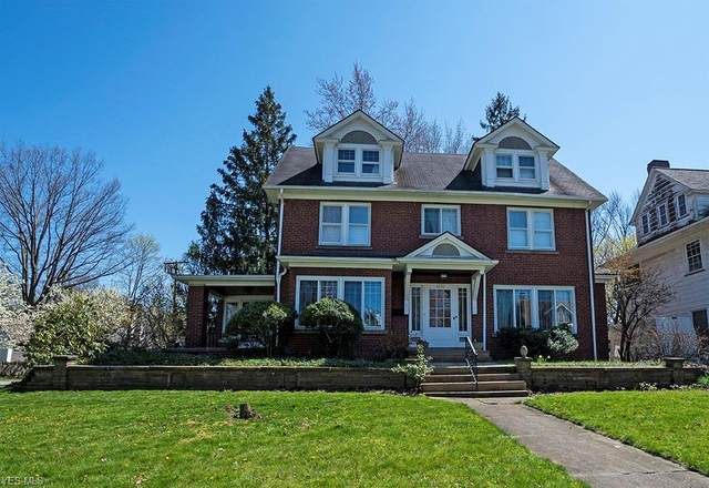 2830 Coleridge Road, Cleveland Heights, OH 44118 (MLS #4184399) :: The Holden Agency