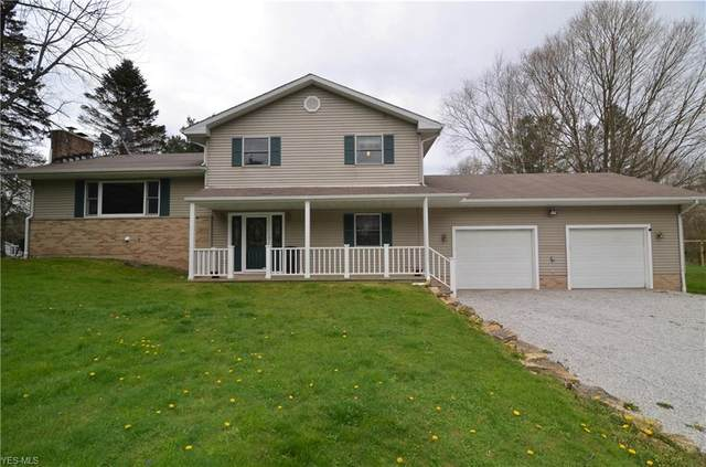 5370 Pioneer Trail, Mantua, OH 44255 (MLS #4184660) :: The Holden Agency