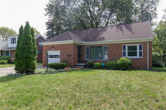 4852 Anderson Road, Lyndhurst, OH 44124 (MLS #4185430) :: The Holly Ritchie Team