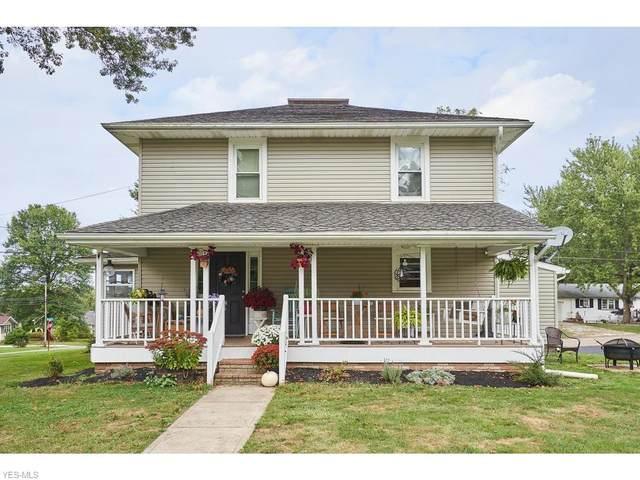 4984 Meese Road NE, Louisville, OH 44641 (MLS #4185498) :: Tammy Grogan and Associates at Cutler Real Estate
