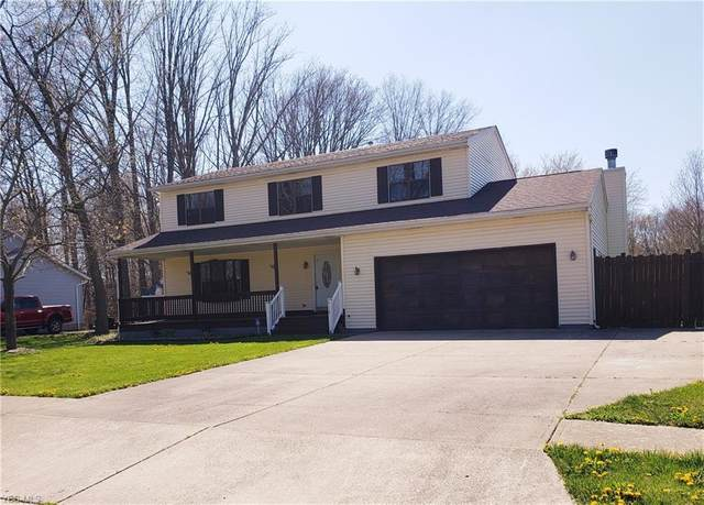 416 Cove Beach Avenue, Sheffield Lake, OH 44054 (MLS #4185800) :: The Holden Agency