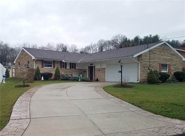 109 Morningside Circle, Parkersburg, WV 26104 (MLS #4185829) :: The Holden Agency