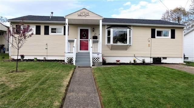 17 Randolph Drive, Parkersburg, WV 26104 (MLS #4186032) :: The Holden Agency