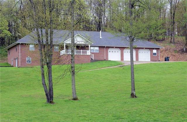 9835 Shannon Road, Frazeysburg, OH 43822 (MLS #4186099) :: Keller Williams Chervenic Realty