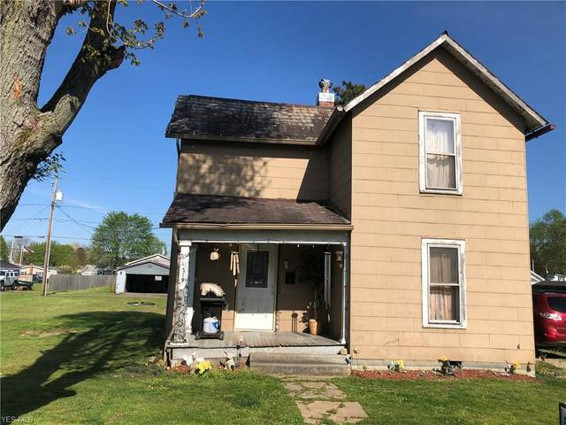 519 Barnett Avenue, Newcomerstown, OH 43832 (MLS #4186403) :: RE/MAX Trends Realty