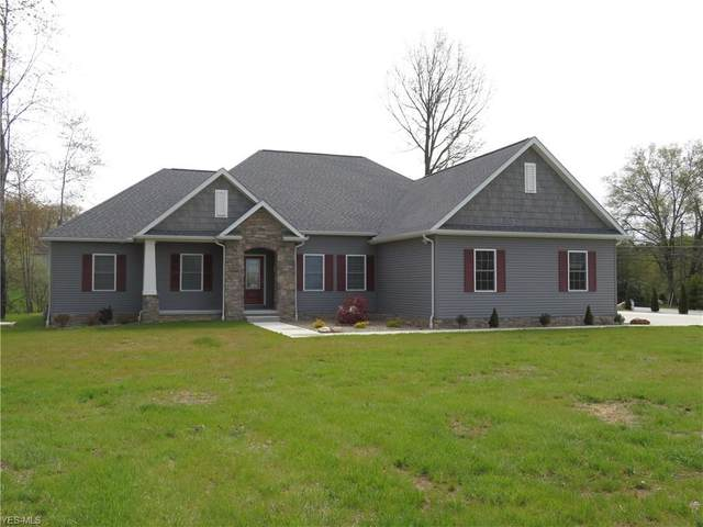 535 E Caston Road, Uniontown, OH 44685 (MLS #4186463) :: RE/MAX Edge Realty