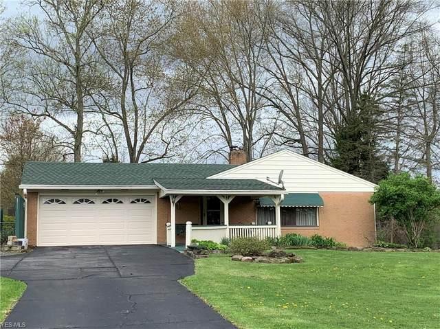 1377 North Road, Warren, OH 44484 (MLS #4186465) :: The Crockett Team, Howard Hanna