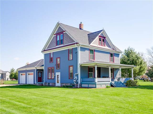 3585 State Street NW, North Canton, OH 44720 (MLS #4186645) :: Tammy Grogan and Associates at Cutler Real Estate