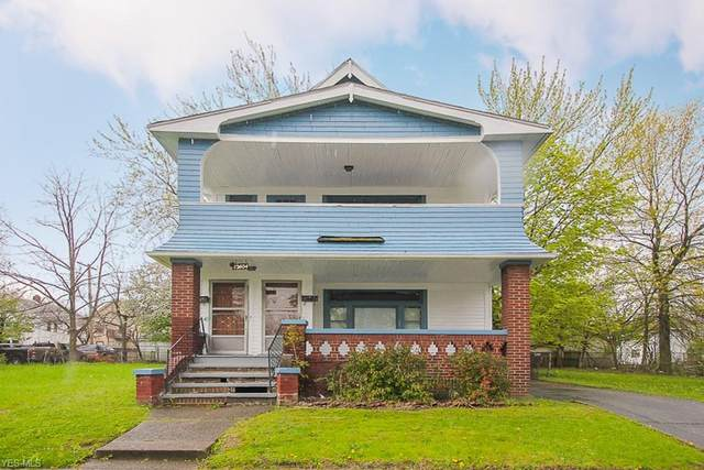 12404 Parkhill Avenue, Cleveland, OH 44120 (MLS #4186986) :: The Holden Agency