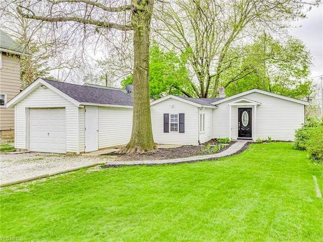 162 Gordon Avenue, Wadsworth, OH 44281 (MLS #4187098) :: Tammy Grogan and Associates at Cutler Real Estate