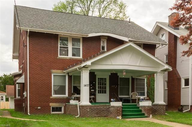 1407 Fulton Road NW, Canton, OH 44703 (MLS #4187265) :: RE/MAX Valley Real Estate