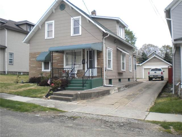 107 Glenn Street, Barberton, OH 44203 (MLS #4187300) :: RE/MAX Valley Real Estate