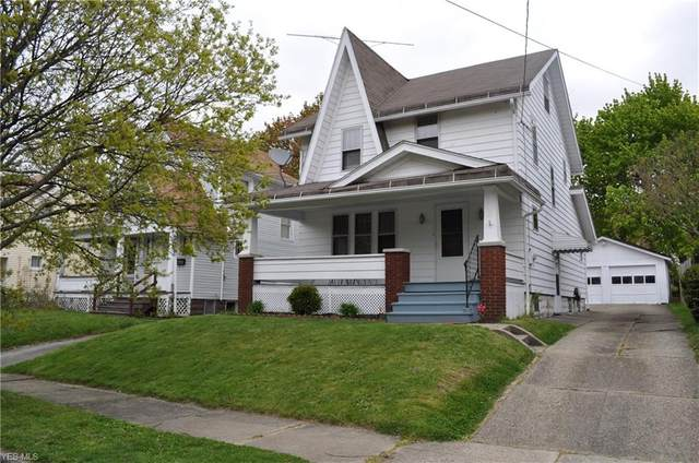 1331 Herberich Avenue, Akron, OH 44301 (MLS #4187342) :: Tammy Grogan and Associates at Cutler Real Estate