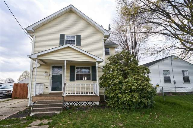 264 27th Street NW, Barberton, OH 44203 (MLS #4187410) :: RE/MAX Valley Real Estate