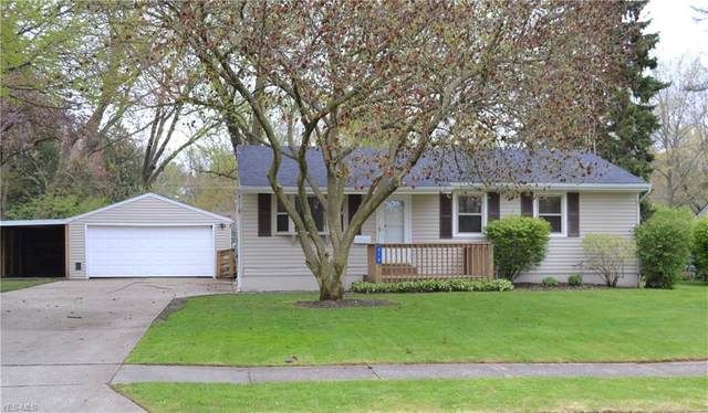 319 Crestview Drive, Munroe Falls, OH 44262 (MLS #4187457) :: RE/MAX Above Expectations