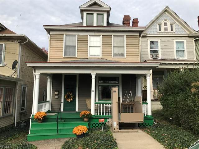 313 Thompson Avenue, East Liverpool, OH 43920 (MLS #4187507) :: RE/MAX Valley Real Estate