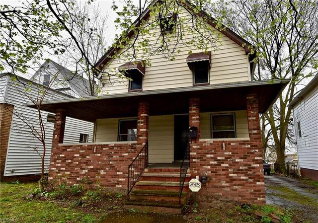 4024 Woburn Avenue, Cleveland, OH 44109 (MLS #4187557) :: The Holden Agency