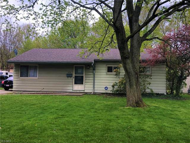 1696 Wakefield Drive, Akron, OH 44320 (MLS #4187627) :: The Holden Agency