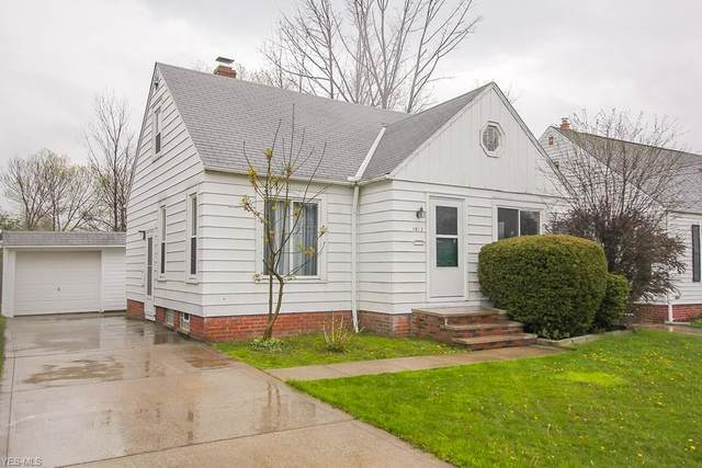 1613 Parker Drive, Mayfield Heights, OH 44124 (MLS #4187889) :: The Holly Ritchie Team