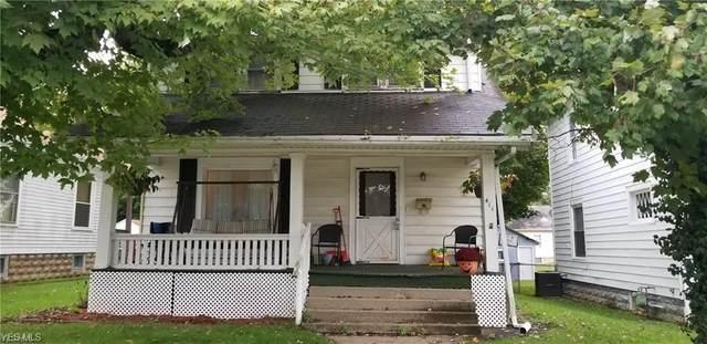 411 Seborn Avenue, Zanesville, OH 43701 (MLS #4187933) :: The Crockett Team, Howard Hanna