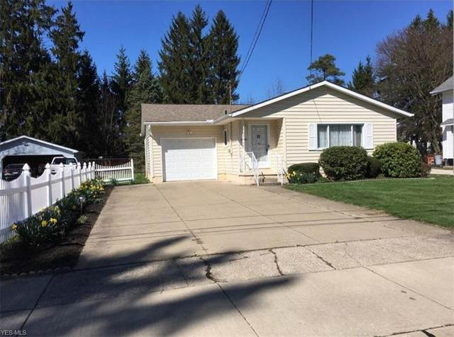 3945 Eleanor Street, Mogadore, OH 44260 (MLS #4188030) :: RE/MAX Above Expectations