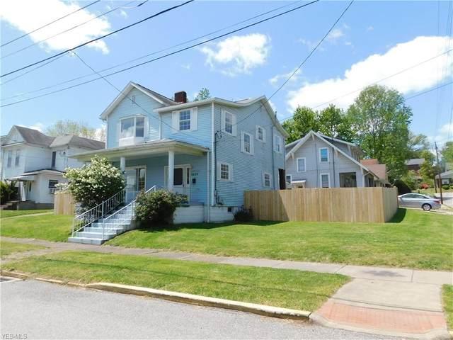 1039 Swann Street, Parkersburg, WV 26101 (MLS #4188093) :: The Holden Agency