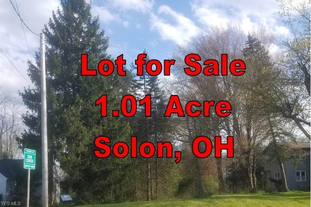 Pettibone Road, Solon, OH 44139 (MLS #4188174) :: Keller Williams Chervenic Realty