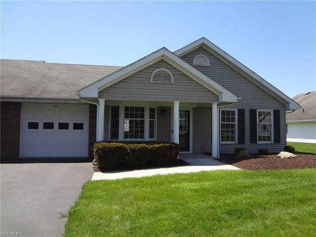 162 Valley Circle, Warren, OH 44484 (MLS #4188344) :: RE/MAX Valley Real Estate