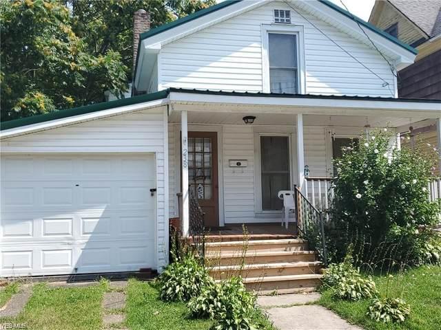 238 Chestnut Street, Conneaut, OH 44030 (MLS #4188370) :: Tammy Grogan and Associates at Cutler Real Estate