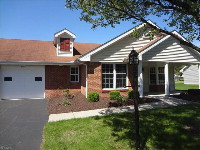 209 Independent Dr., Warren, OH 44484 (MLS #4188375) :: RE/MAX Valley Real Estate
