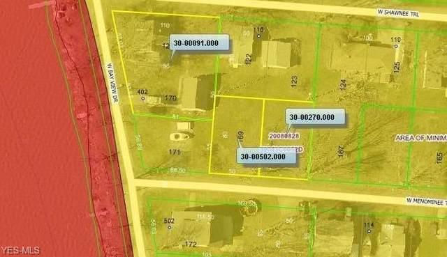 168-169 W Menominee Trail, Sandusky, OH 44870 (MLS #4188462) :: RE/MAX Edge Realty