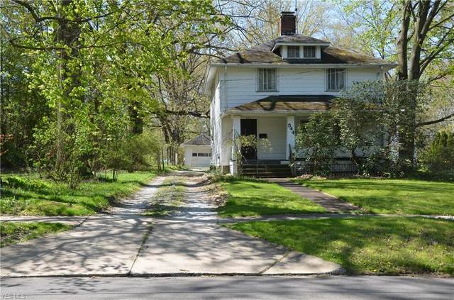 544 E Highland Avenue, Ravenna, OH 44266 (MLS #4188530) :: Tammy Grogan and Associates at Cutler Real Estate