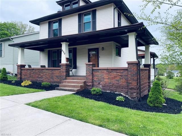 820 N 8th Street, Cambridge, OH 43725 (MLS #4188538) :: RE/MAX Edge Realty
