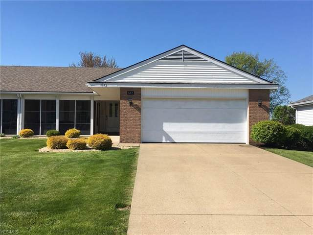 642 Meadow Place, Columbiana, OH 44408 (MLS #4188585) :: Tammy Grogan and Associates at Cutler Real Estate