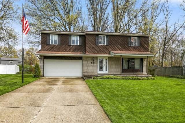551 E Overlook Drive, Eastlake, OH 44095 (MLS #4188722) :: The Holden Agency