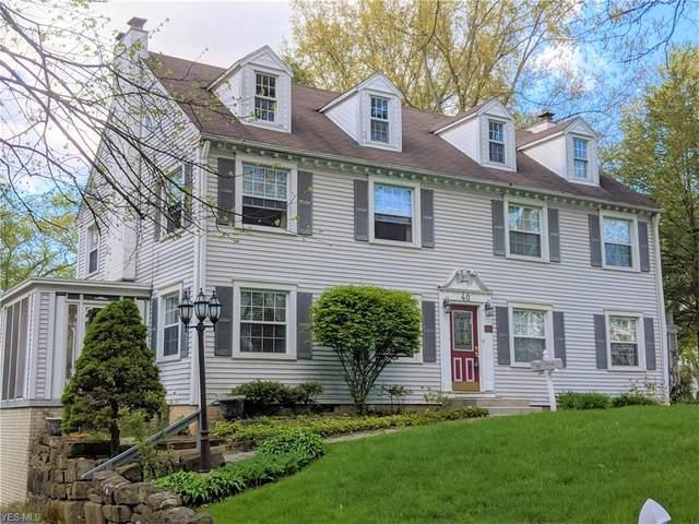 40 Jennette Drive, Boardman, OH 44512 (MLS #4188734) :: RE/MAX Valley Real Estate