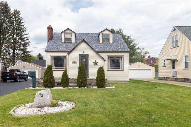 52 Rockdale Avenue, Boardman, OH 44512 (MLS #4188805) :: RE/MAX Valley Real Estate