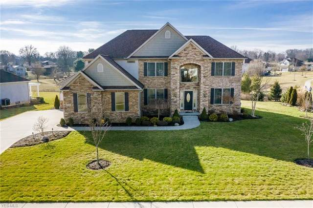 945 Duck Hollow Circle NE, North Canton, OH 44720 (MLS #4188838) :: Tammy Grogan and Associates at Cutler Real Estate