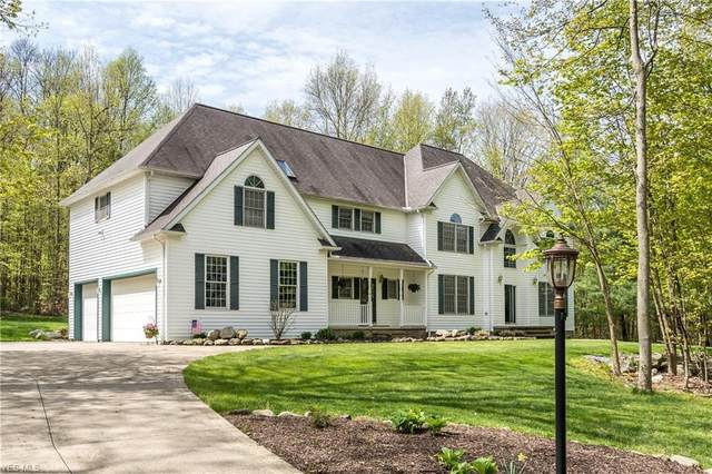 11535 Robin Wood Lane, Chagrin Falls, OH 44023 (MLS #4188858) :: The Holly Ritchie Team