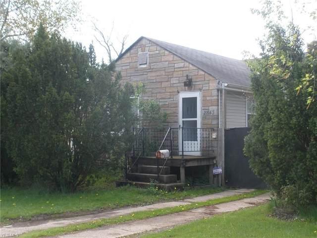 2843 Vestal Road, Youngstown, OH 44509 (MLS #4188882) :: The Crockett Team, Howard Hanna